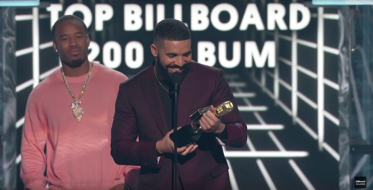 Drake arya stark billboard music