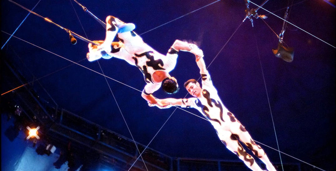 The Royal Canadian Family Circus is coming to Metro Vancouver next week