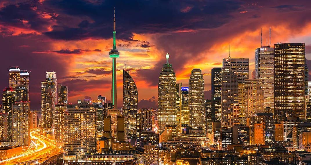 The 14 best places to snap sunset pics in Toronto (PHOTOS)