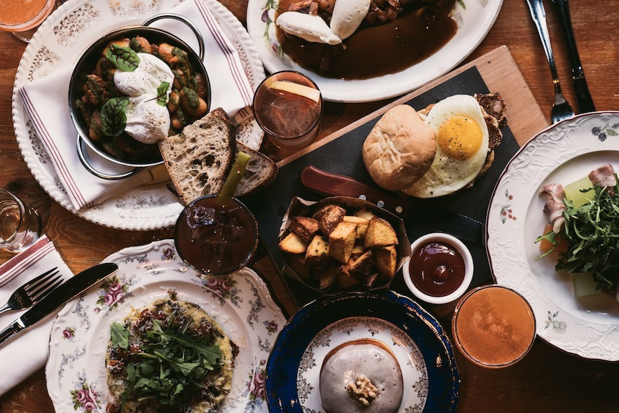 New brunches