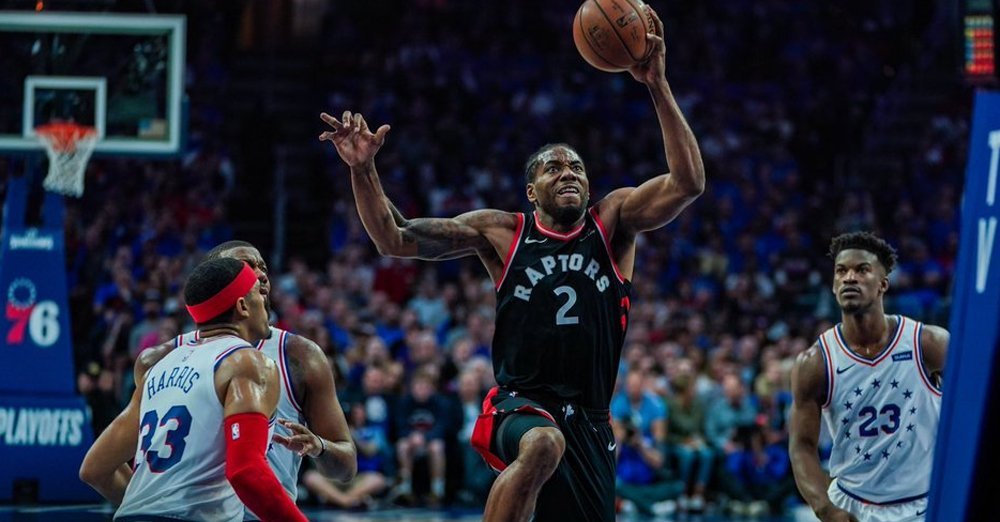 Raptors get trounced in physical Game 3 loss to 76ers
