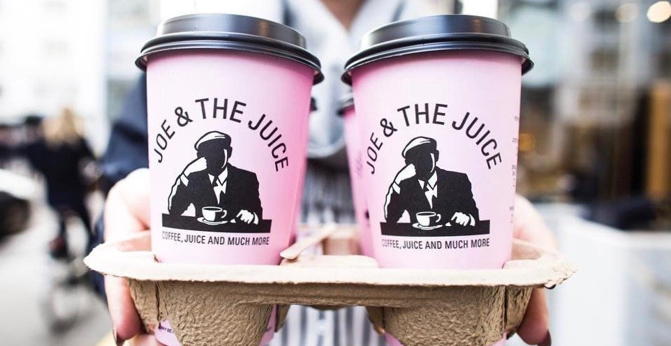 Global coffee spot 'Joe & The Juice' is opening at YVR this summer