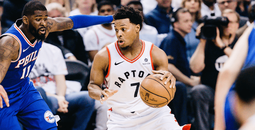 Kyle Lowry's playoff reputation is on the line for Raptors