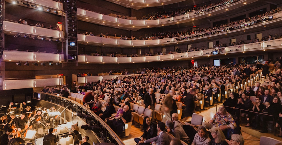 You can attend the Opera for free in Toronto this May