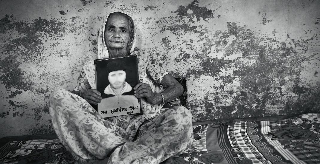 Photo exhibit focusing on disappearance of Sikhs in India debuts in Vancouver