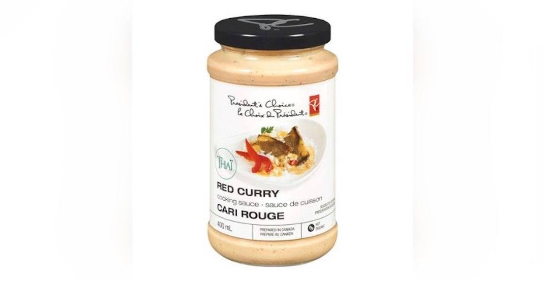 President's Choice recalls sauces across Canada for potentially containing foreign material