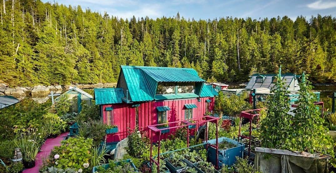 7 Canadian off-grid hotels to help you get away from it all