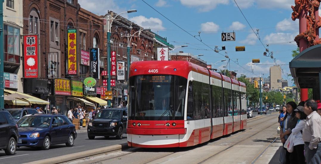 Toronto police investigating daytime stabbing on downtown streetcar