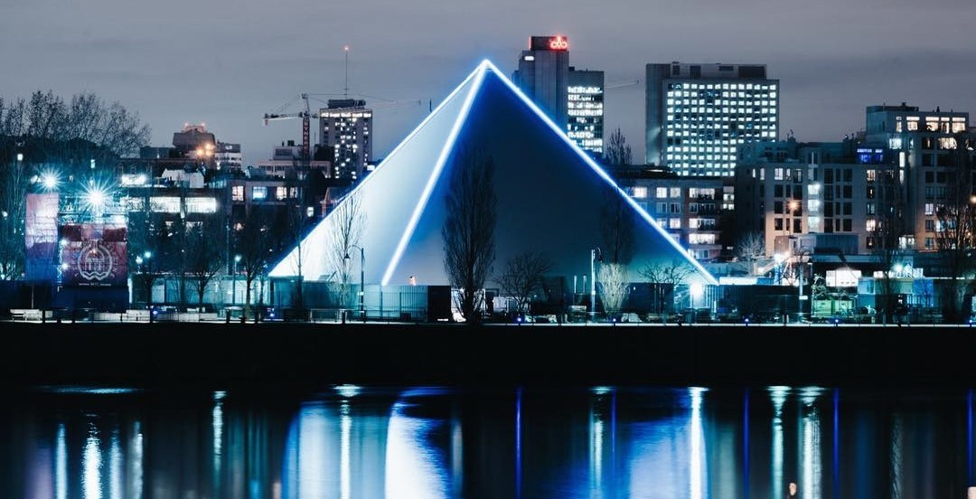 The first show at Old Montreal's PY1 pyramid debuts on June 1
