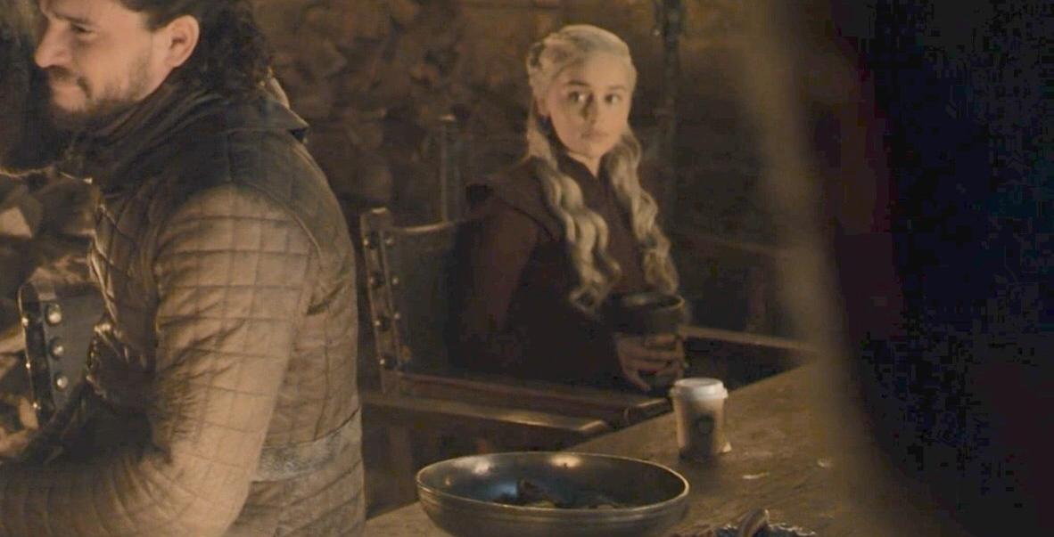 Game of thrones cofee cup