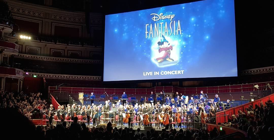 A live concert of Walt Disney's Fantasia is coming to Montreal on June 22 and 23