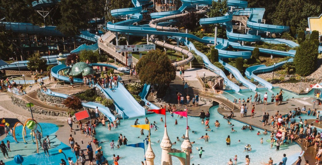 BC's biggest waterpark opens for the season this June