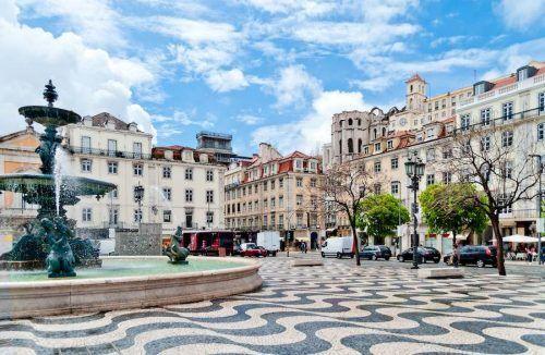 Living in Lisbon, Portugal