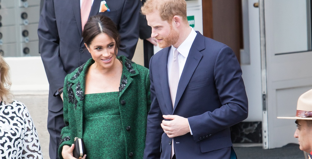 Prince Harry gushes about being a new dad in adorable press conference (VIDEO)