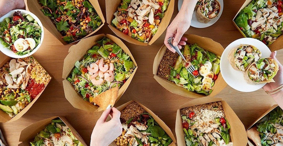 Popular salad chain 'The Chopped Leaf' reveals Canadian expansion plans