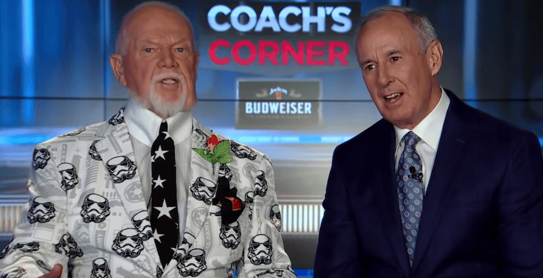 Carolina Hurricanes have the perfect response to latest Don Cherry chirp