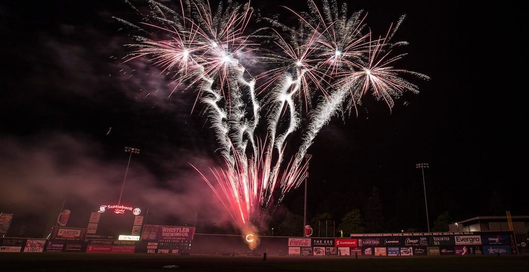 Vancouver Canadians baseball returns with another season filled with fireworks next month