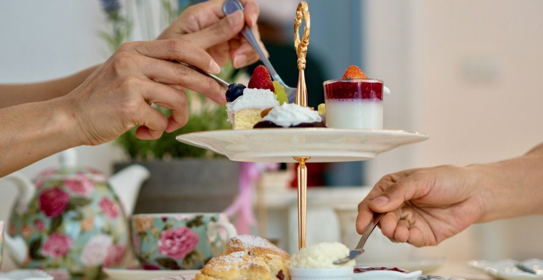 Here's where to get high tea around Seattle