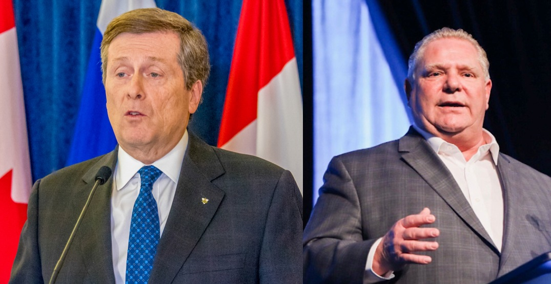 Tory determined to fight Ford's cuts that 'will take Toronto backwards'