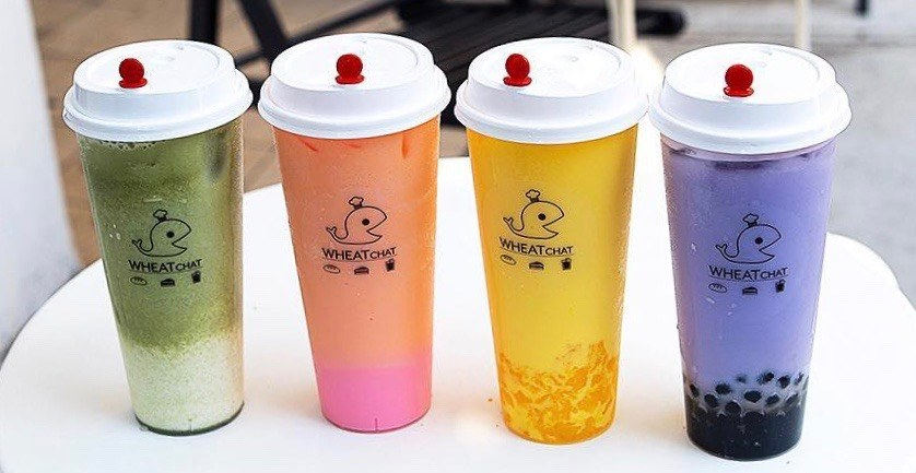 Vancouver bubble tea cafe and bakery 'WHEATchat' has closed its doors