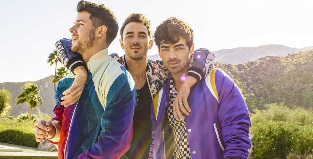 Win tickets to see the Jonas Brothers live in Vancouver this fall (CONTEST)