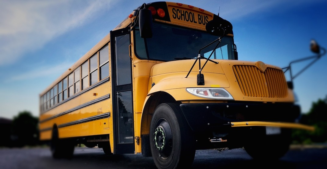 "School bus driver arrested and ""suspended indefinitely"" for alleged impaired operation"