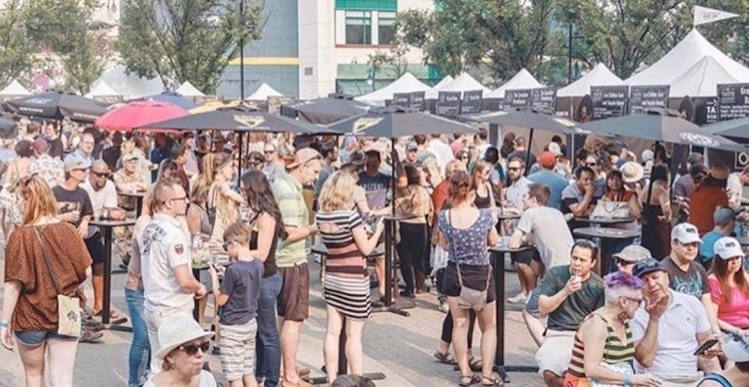 Taste of Calgary festival is returning to YYC from August 8 to 11
