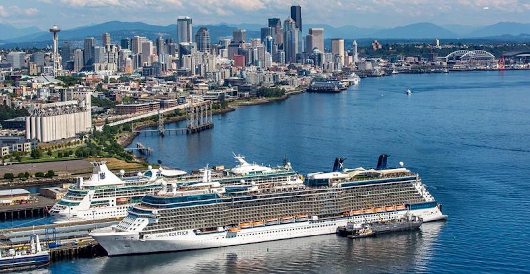 New additional $200-million cruise ship terminal to be built in downtown Seattle