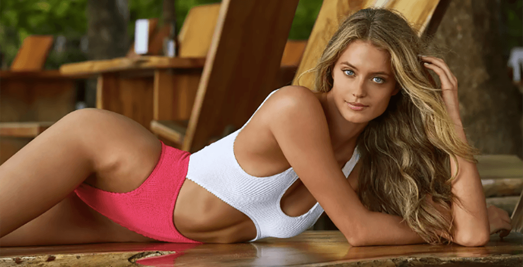 Vancouver model Kate Bock featured in SI Swimsuit Edition for 5th straight year (PHOTOS)