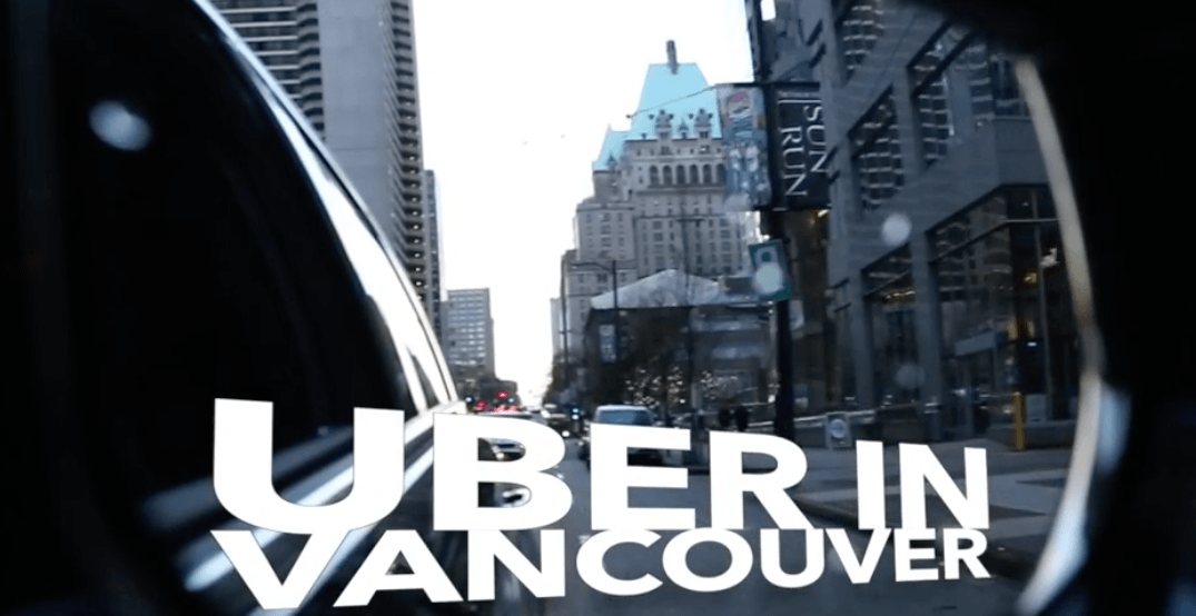 Someone just made the 'Uber in Vancouver' anthem we've been waiting for (VIDEO)