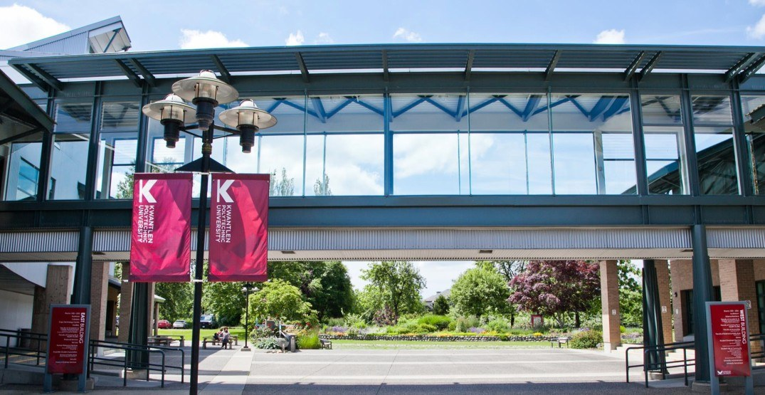 Classes cancelled at all Kwantlen University campuses due to 'unsubstantiated threat'