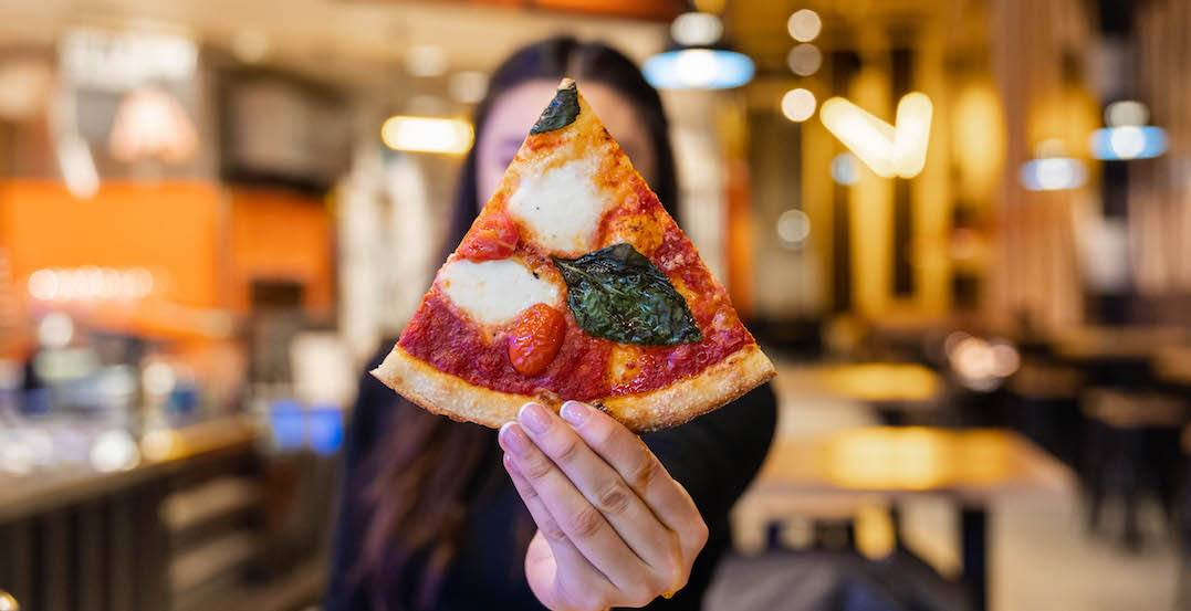 Build-your-own vegan pizza at this pizza spot in Vancouver