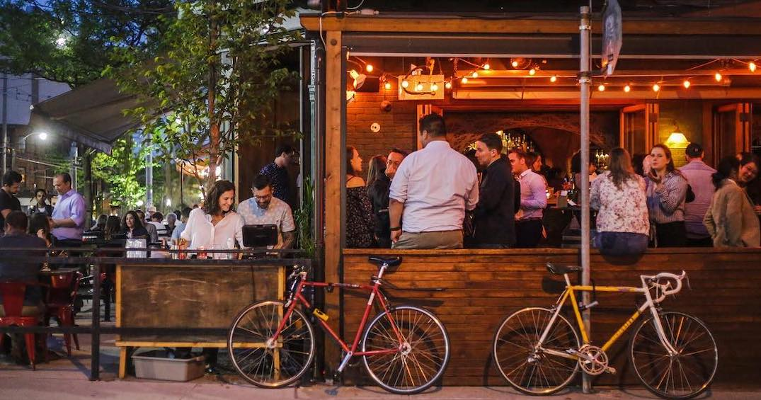 Patios to hit this summer as recommended by Toronto chefs (PHOTOS)