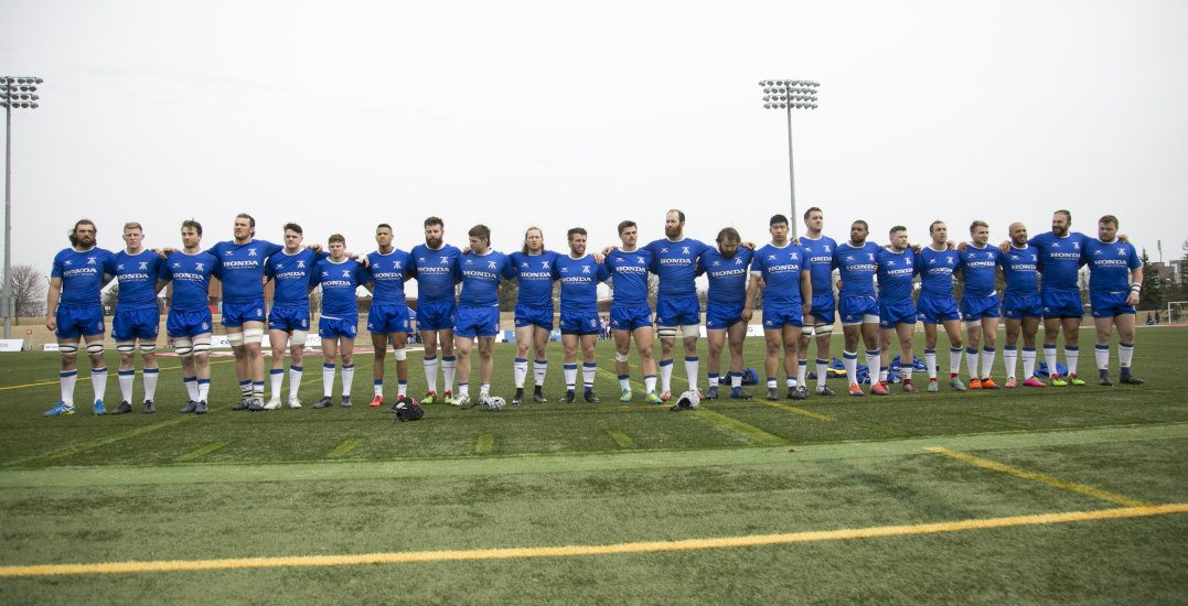 The Toronto Arrows rugby team is moonlighting as a moving company