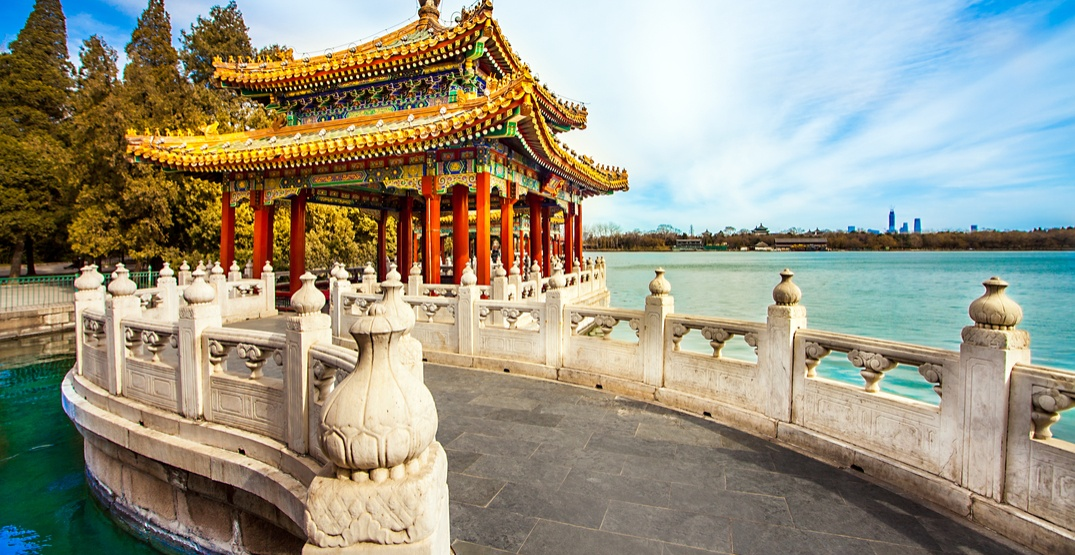 You can fly from Toronto to Beijing for $530 roundtrip this spring