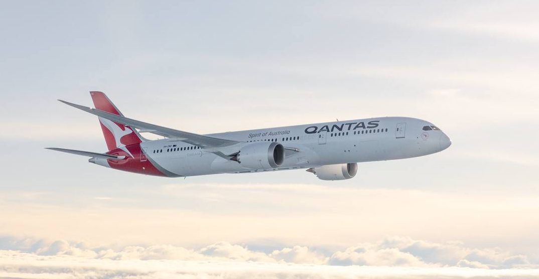 Qantas Airways launches world's first zero-waste flight
