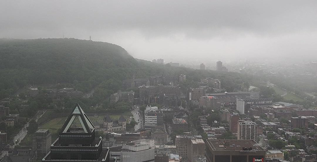 Environment Canada issues severe thunderstorm watch for Montreal