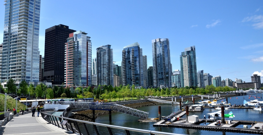 Vancouver's forecast calling for sunny skies and high temperatures