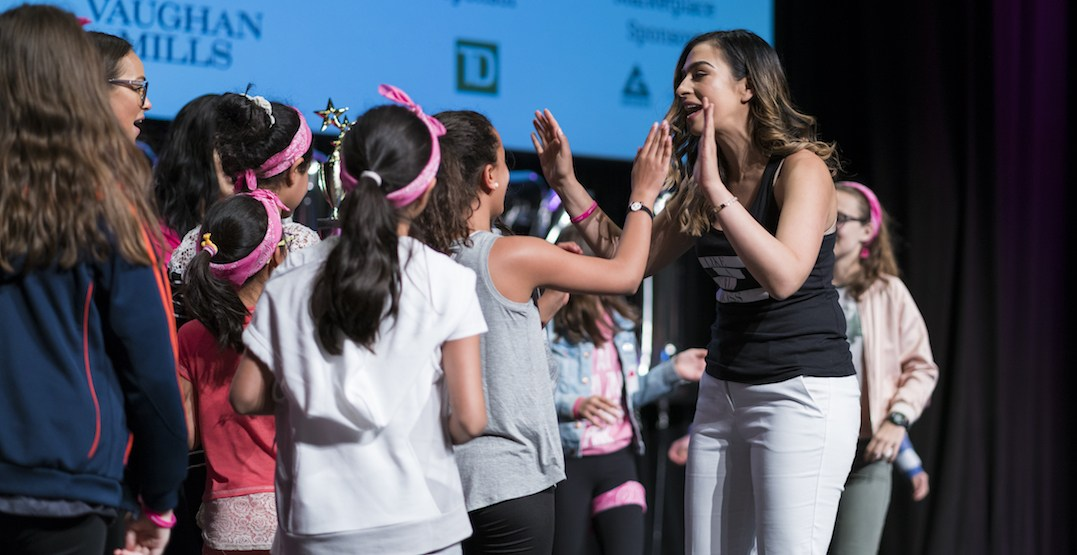 Toronto is getting an event to empower girls on June 5 (VIDEO)
