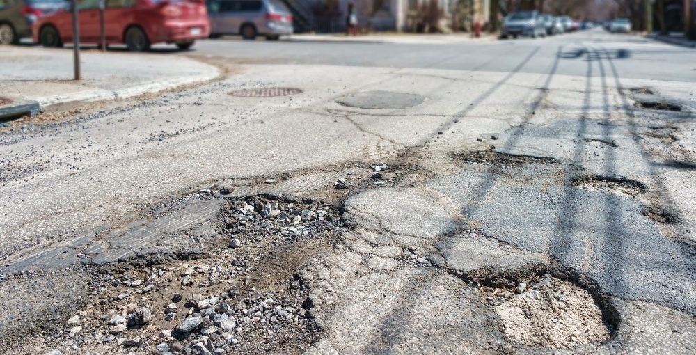 Montreal has the worst road in all of Quebec (POLL)