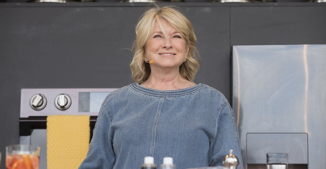 Martha Stewart is coming to Canada as keynote speaker in international cannabis conference
