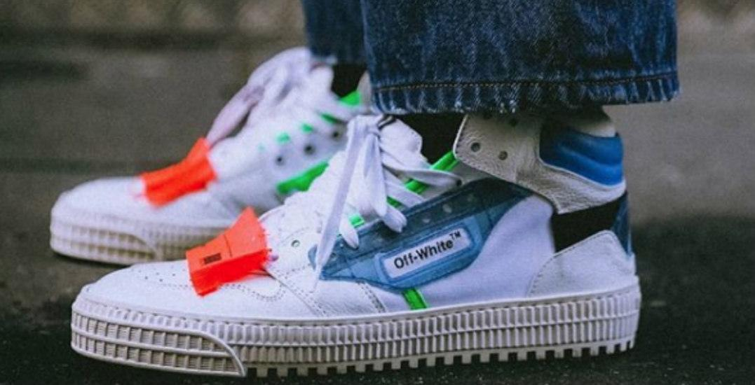 Off-White is officially the most popular brand on the planet