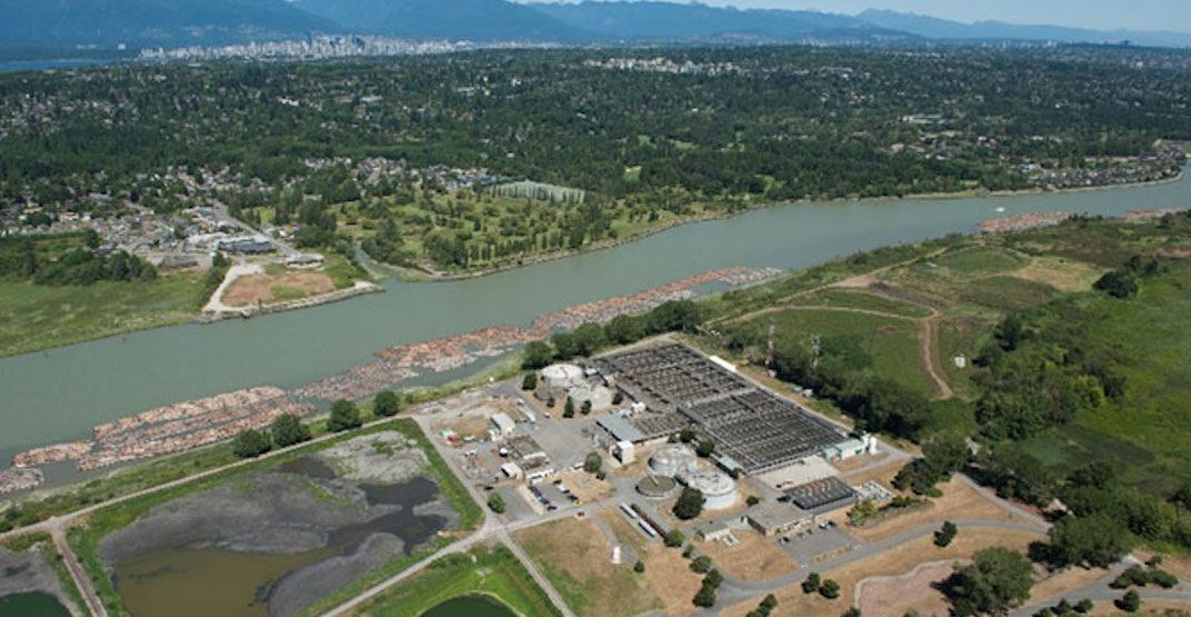 $2-billion upgrade planned for sewage treatment plant near YVR Airport