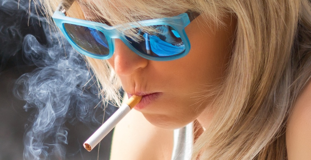 Smoking in any public space could be banned in City of North Vancouver