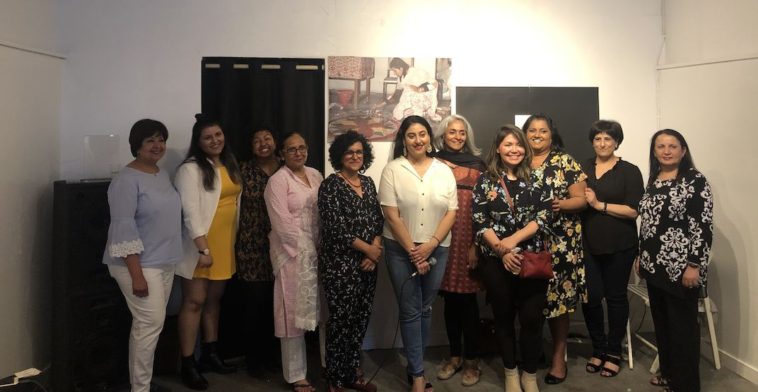 Exhibit celebrates strength of women in Vancouver's South Asian diaspora