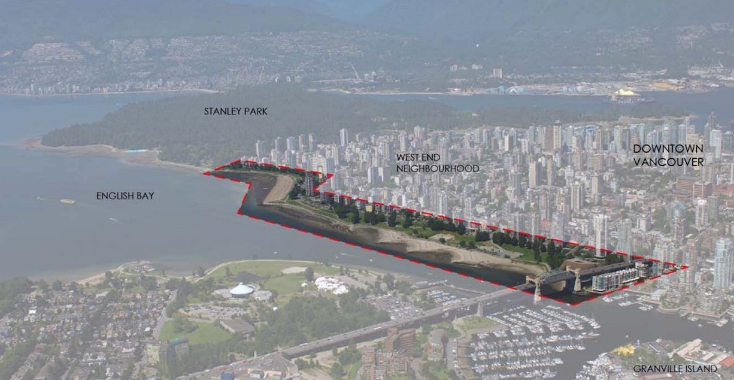 City of Vancouver exploring big redesign of English Bay and Sunset beaches