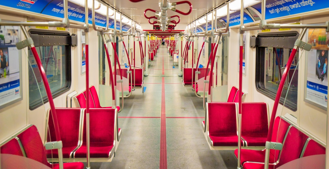 There will be partial closures on the TTC this weekend: August 24 and 25
