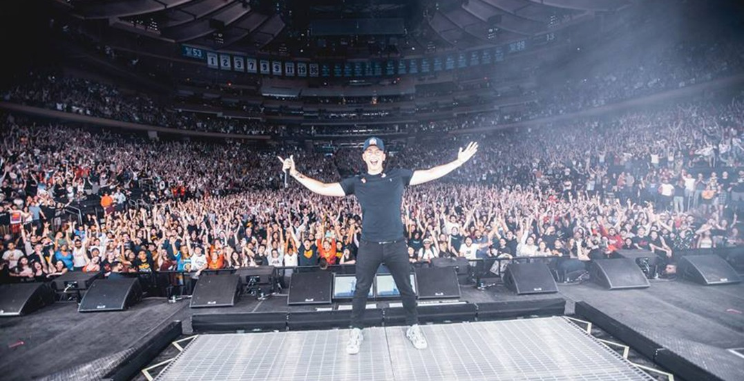 Multi-platinum selling rapper Logic is performing in Toronto this November