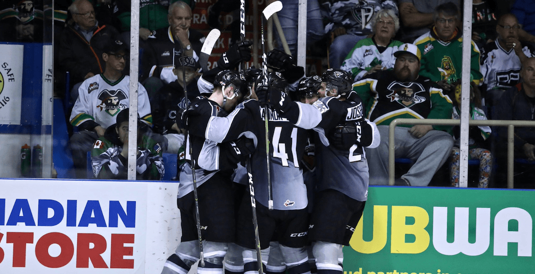 Vancouver Giants come back to force Game 7 in WHL Final