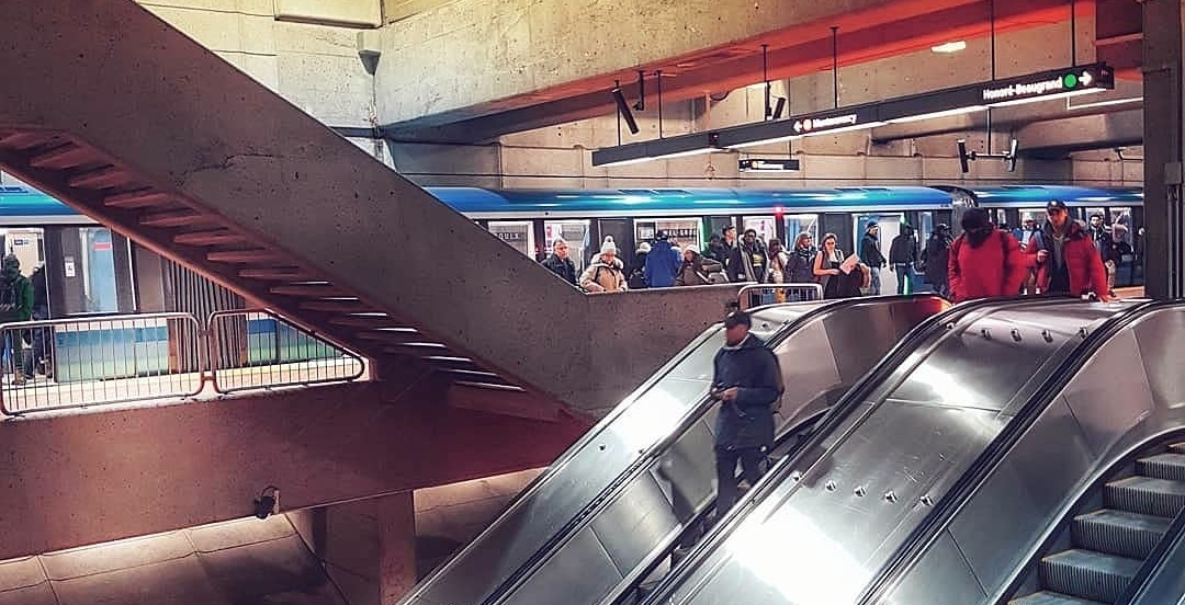 Part of the Metro's Orange Line will be shut down all morning